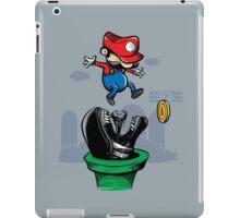Big piranha iPad Case/Skin