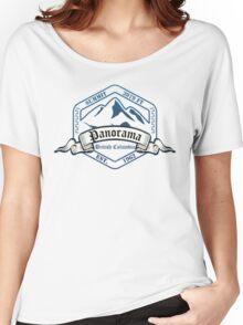 Panorama Ski Resort British Columbia Women's Relaxed Fit T-Shirt