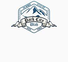 Park City Ski Resort Utah Unisex T-Shirt