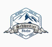 Schweitzer Ski Resort Idaho One Piece - Long Sleeve
