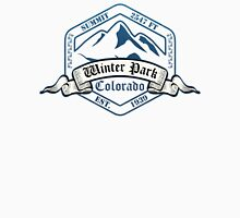 Winter Park Ski Resort Colorado Unisex T-Shirt