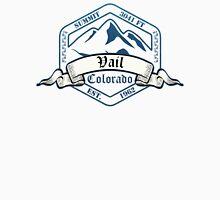Vail Ski Resort Colorado Unisex T-Shirt