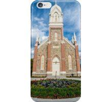 Box Elder Stake Tabernacle - Brigham City iPhone Case/Skin