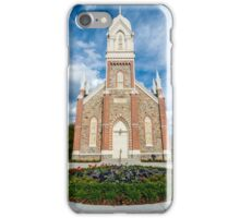 Box Elder Stake Tabernacle - Brigham City iPhone Case/Skin