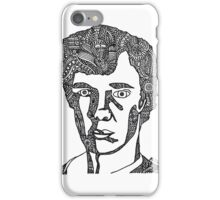 Sherlock Zen iPhone Case/Skin