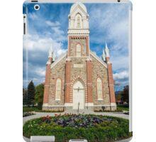 Box Elder Stake Tabernacle - Brigham City iPad Case/Skin