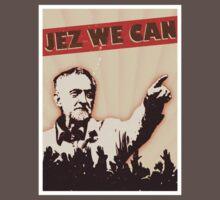 Jez We Can - Jeremy Corbyn Baby Tee