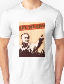 Jez We Can - Jeremy Corbyn Unisex T-Shirt