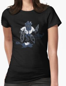 THE BOTTLE OF INK Womens Fitted T-Shirt