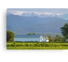 Another Colorado Country Landscape Canvas Print
