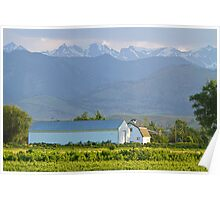 Another Colorado Country Landscape Poster