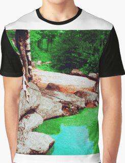 Little Fisherman Graphic T-Shirt