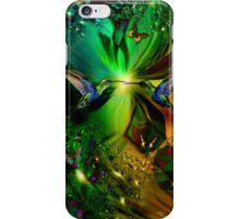 BUTTERFLIES ARE FREE, SO ARE YOU AND ME iPhone Case/Skin