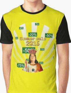 STEAM SUMMER SALE 2016 Graphic T-Shirt