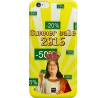 STEAM SUMMER SALE 2016 iPhone Case/Skin