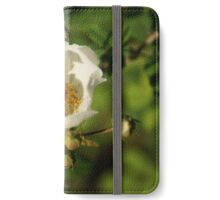 Blackberry blossom iPhone Wallet/Case/Skin