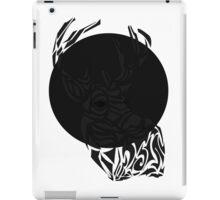 Dark Horse. iPad Case/Skin