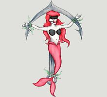 Bad Mermaid Womens Fitted T-Shirt