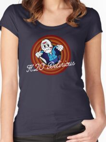 H2O Delirious 1930's Cartoon Character Women's Fitted Scoop T-Shirt