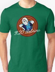 H2O Delirious 1930's Cartoon Character Unisex T-Shirt