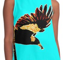 Magpie over the bar Contrast Tank
