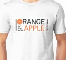 Orange is the new Apple Unisex T-Shirt