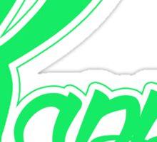 Kappa (Special K) Logo - Green Sticker