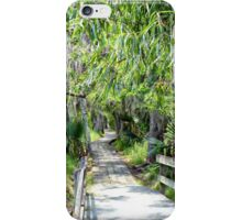 Leads the way iPhone Case/Skin