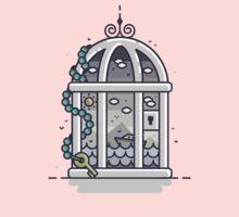 Sea Cage Baby Tee