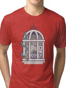 Sea Cage Tri-blend T-Shirt