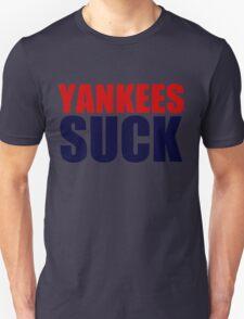 Boston Red Sox - YANKEES SUCK Unisex T-Shirt