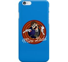 Mini Ladd 1930's Cartoon Character iPhone Case/Skin