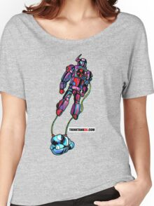 Fly Robot Women's Relaxed Fit T-Shirt