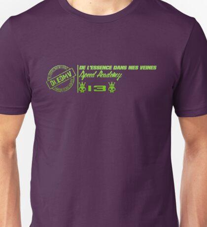 DLEDMV - Speed Academy Green T-Shirt