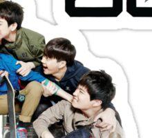 Got7 Group Photo Sticker