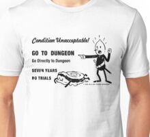 GO TO DUNGEON Unisex T-Shirt