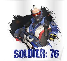 Soldier: 76 Poster