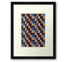 Music Madness Framed Print