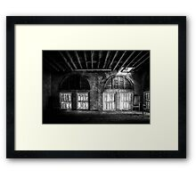 The Forgotten Room Framed Print