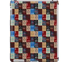 Music Madness iPad Case/Skin