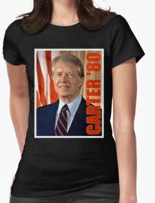 CARTER '80 Womens Fitted T-Shirt
