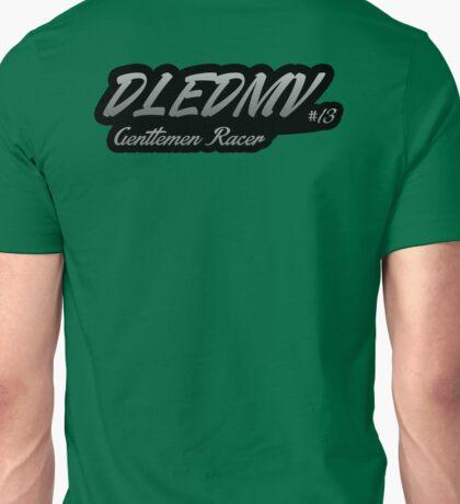 DLEDMV - Gentleman Racer #13 Grey T-Shirt