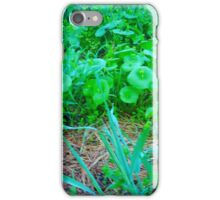 Some Brief Clovers  iPhone Case/Skin