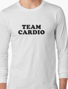 TEAM CARDIO Long Sleeve T-Shirt