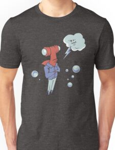 Sharkbait: A Journey Through Time and Space Unisex T-Shirt
