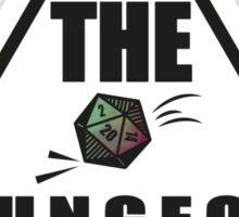 Dungeon Master! Sticker