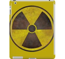 Radioactive Fallout Geek iPad Case/Skin