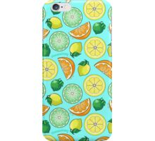 Citrus Fruit  iPhone Case/Skin