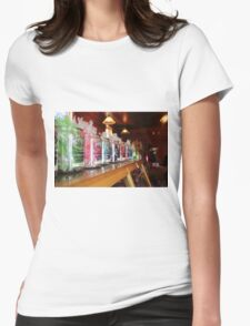 Candy Store Womens Fitted T-Shirt
