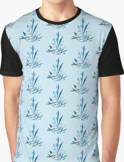 Sapphire Starburst Graphic T-Shirt